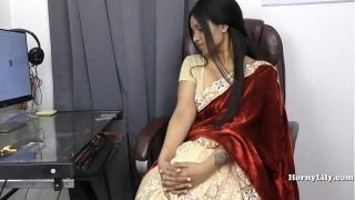 Desi aunty seducing her nephew pov in tamil
