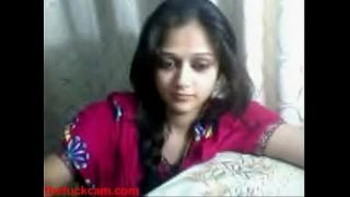 Live fuck – indian tean on webcam showing her titties