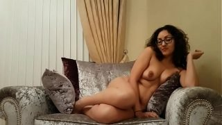 Sexy british babe gives explicit dirty talk joi playing with shaved cunt pov indian by sexy bri