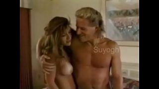 Vintage sexy movie with four milfs get banged