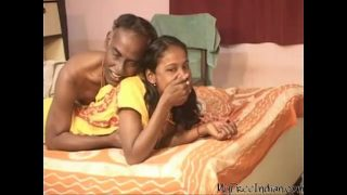 India sweet teen girl suck and Blowjob his old husband