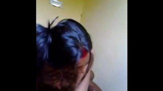 Hindu Housewife With Sindoor Sex With Her Husband